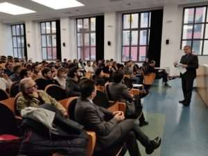 Bim A+ Integration Week ProRector Polimi